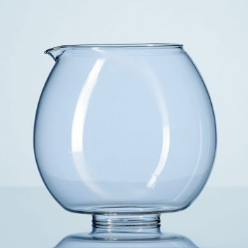 DURAN® Bulbous waterkettle glass