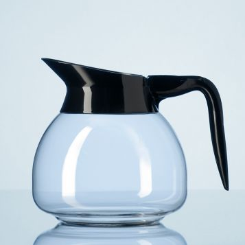 DURAN® Glass carafe with pouring rim / handle combination