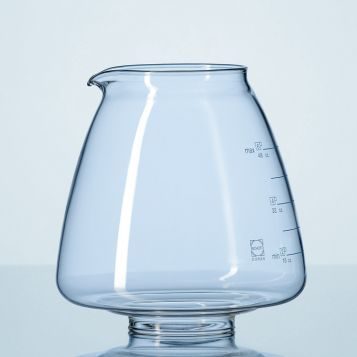 DURAN® Conical waterkettle glass