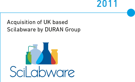2011 Acquisition of SciLabware Ltd.