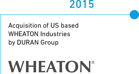 2015 Acquisition of WHEATON Industries, Inc.
