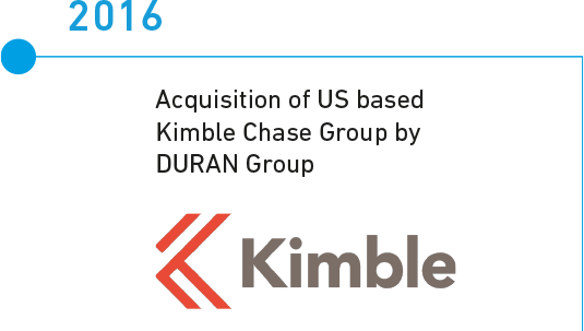 2016 Aquisition of Kimble Chase Life Science and Research Products, LLC